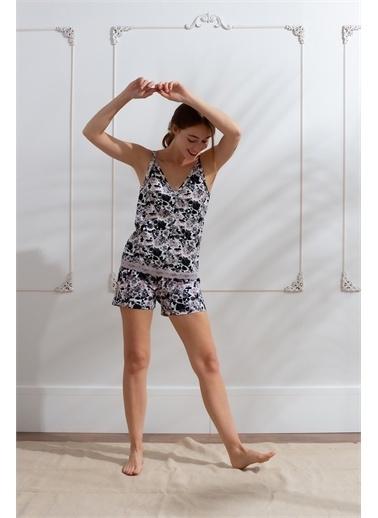 Hays Pijama Takım Lila